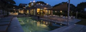 plan d'aménagement piscine et ambiance