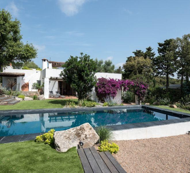 plans jardins avec piscines sur mesure