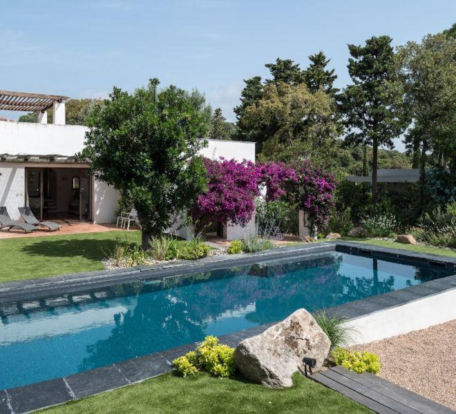 plans d'aménagements jardins avec piscine et paysagiste