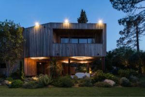 plan d'aménagement villas avec jardins