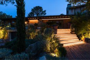 création et aménagement de villas