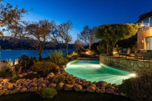 plan d'aménagement jardin avec piscine sur mesure