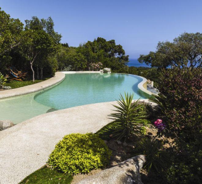 plan d'aménagements et bureau d'études creation de jardins avec piscine