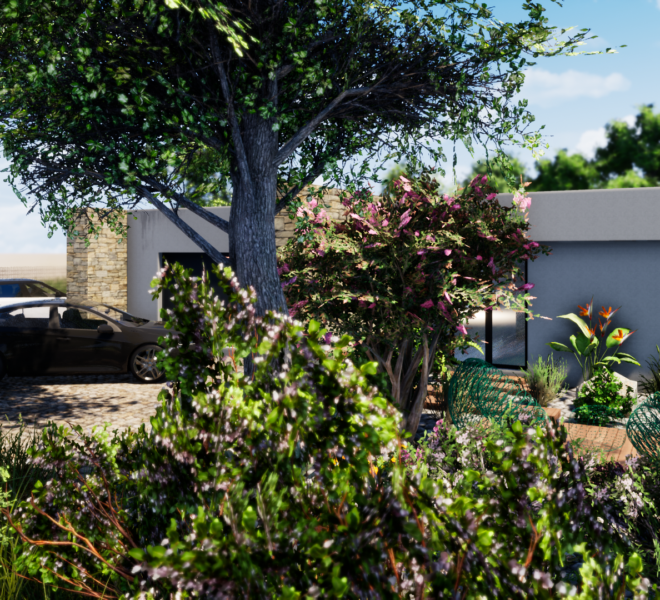 plan d'aménagement parking et garage 3D Dessine Moi