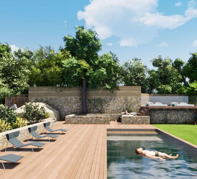 création et design de piscines sur mesure