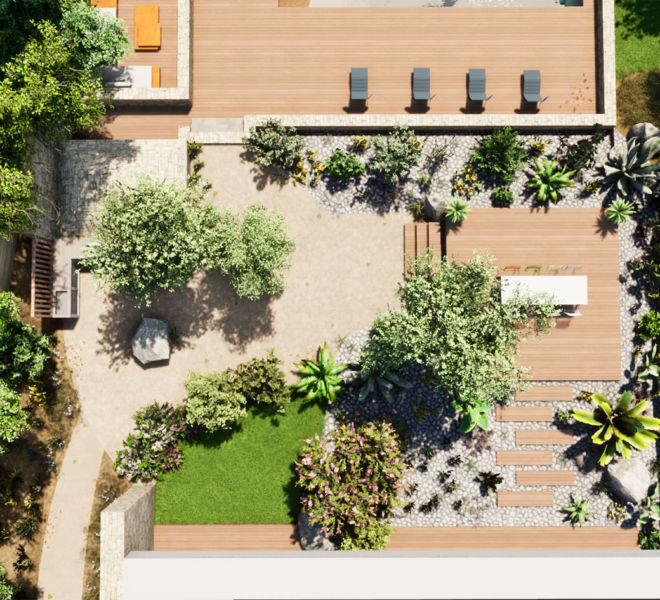 bureau d'étude et architecte plans d'aménagement jardins