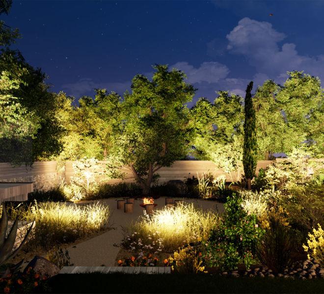 bureau d'études et architecte plans d'aménagement jardins