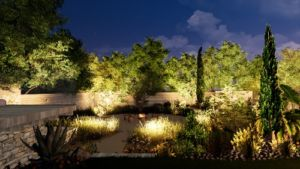bureau d'études plan d'aménagement villas et jardins